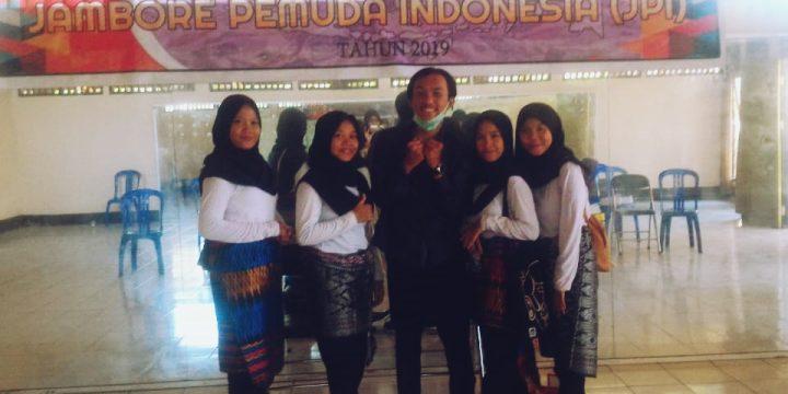 Mahasiswa STIKes Hamzar Ikuti Jambore Pemuda Indonesia 2019
