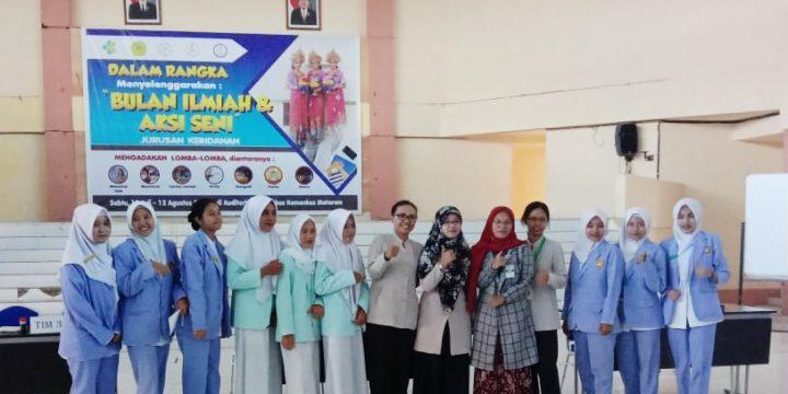 Mahasiswa STIKes Hamzar Raih Juara 2 Lomba Cerdas Cermat BIAS 2019