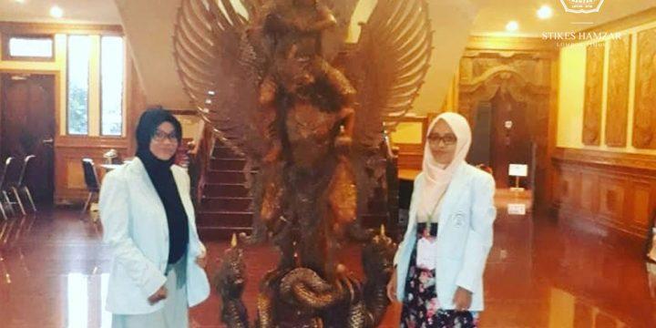 Mahasiswa STIKES Hamzar Ikuti NUDC di Bali